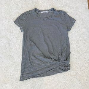 Stateside stripped tee Small